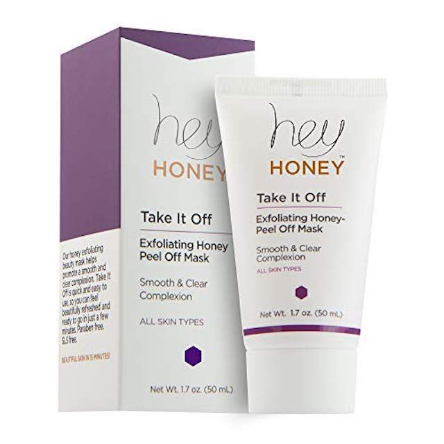 Hey Honey Take It Off Peel-Off Mask