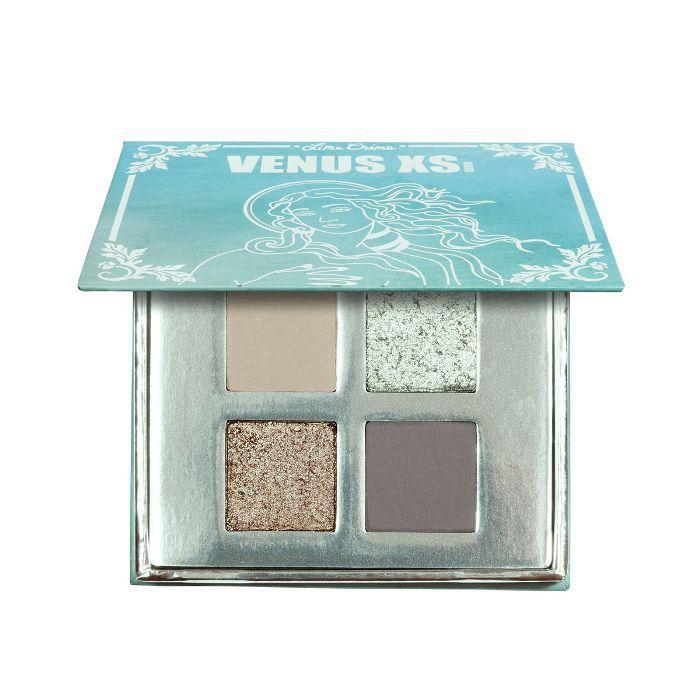 Lime Crime Venus XS: Silver Pressed Powder Palette