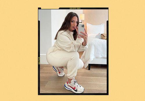 Sweatpants Style Ashley Graham