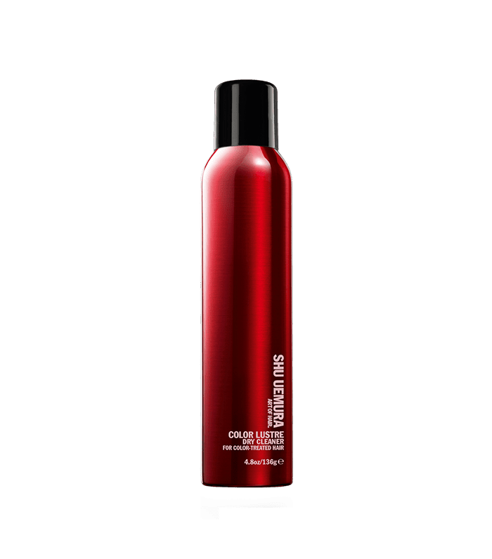 Shu Uemura Color Lustre Dry Cleaner - hairstyles for thin hair