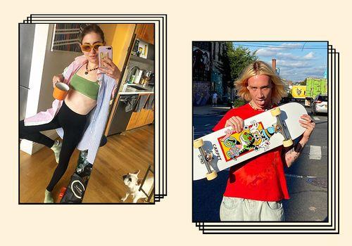 Creatives on COVID Elizabeth Tamkin and Howard Reyes