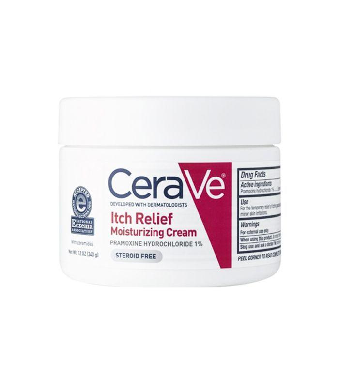 CeraVe Itch Relief Moisturizing Cream Tub