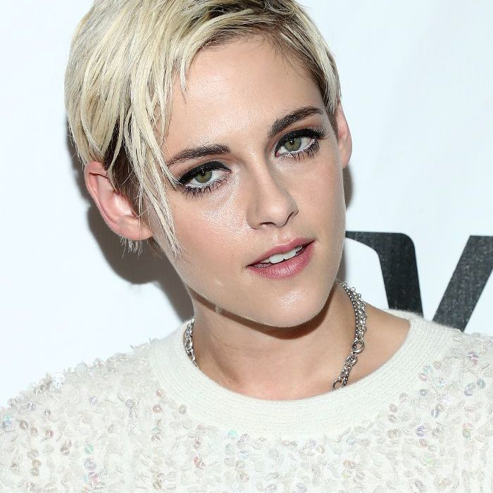 Kristen Stewart - 60s Eye Makeup