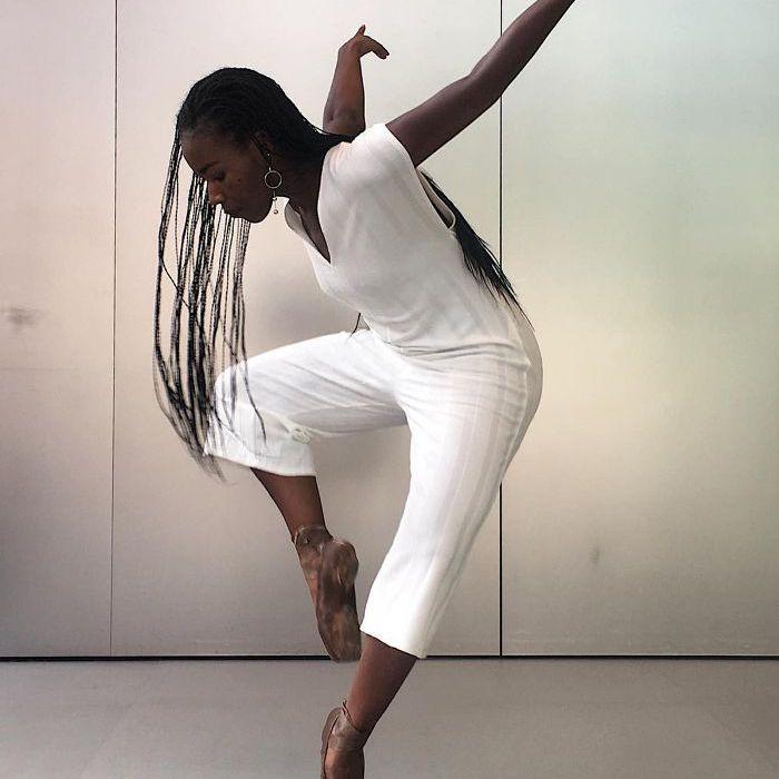 Dejah Poole's Ballerina Beauty Routine