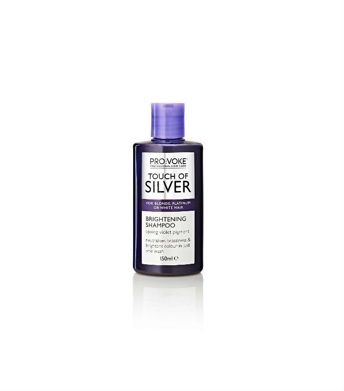 best purple shampoos: Pro:Voke Touch Of Silver Brightening Shampoo