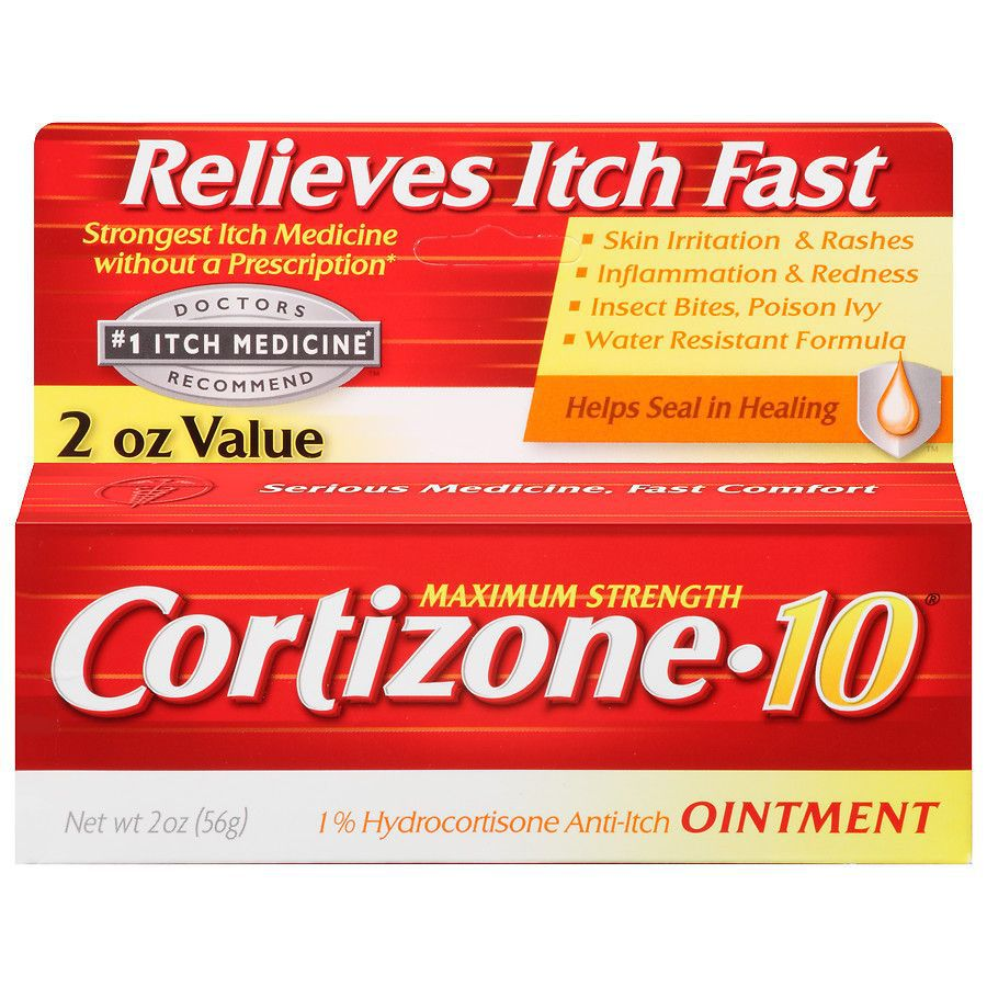over the counter topical steroid cortisone cream
