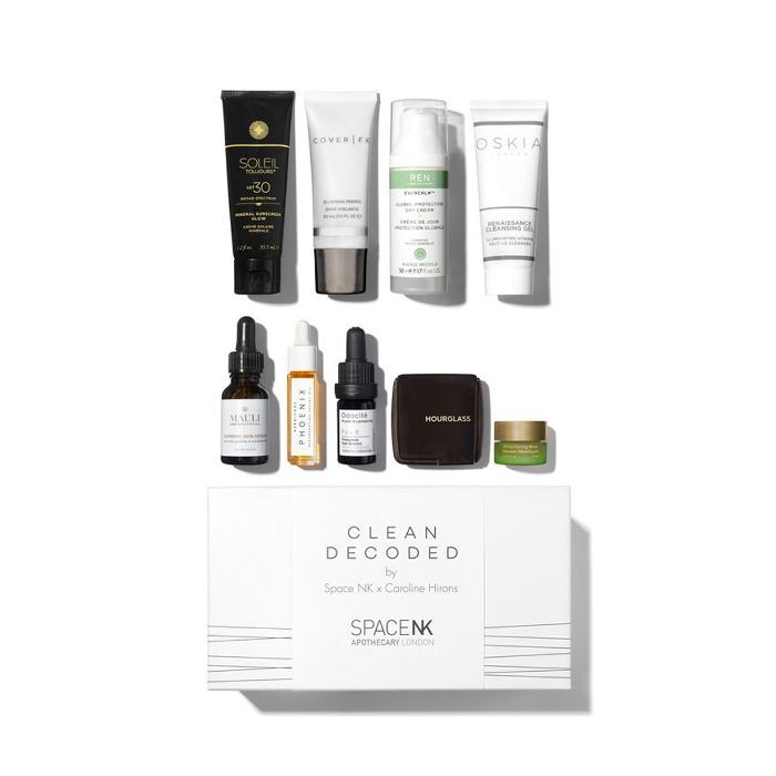 new beauty products: Clean Decoded By Space NK X Caroline Hirons