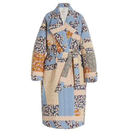 Sea Sydney Quilted Cotton Coat