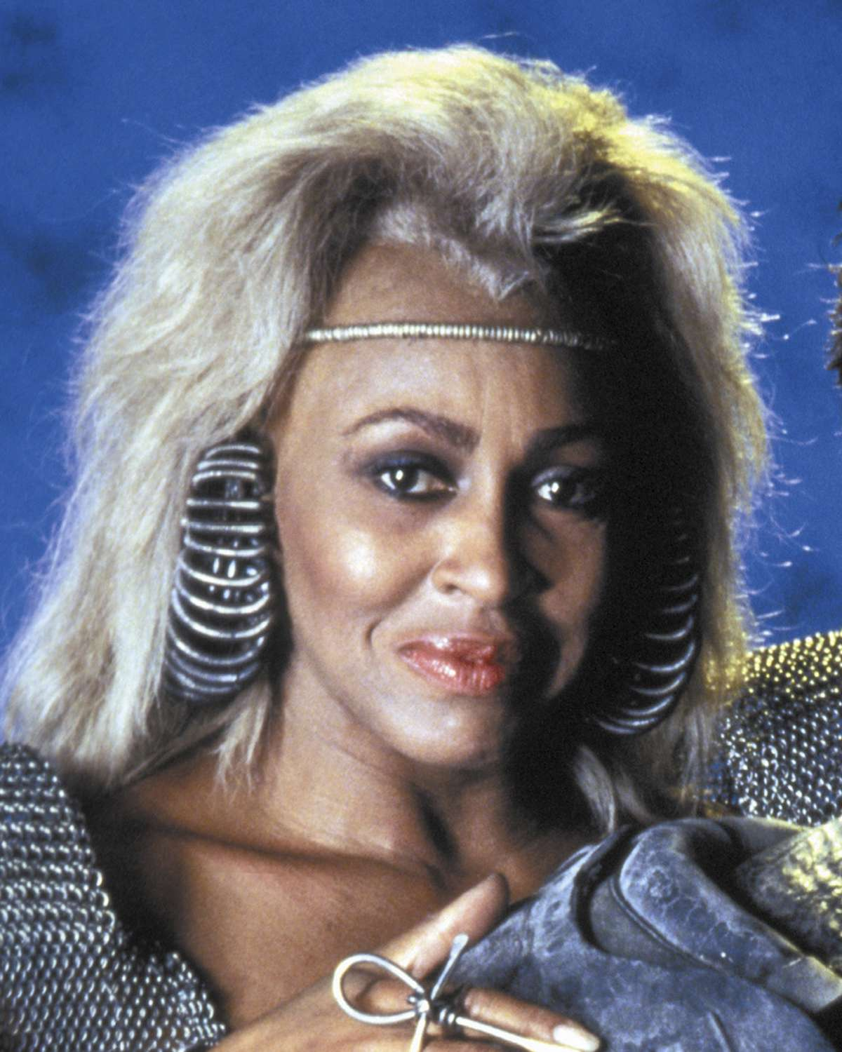 Tina Turner in Mad Max Welcome to the Thunderdome