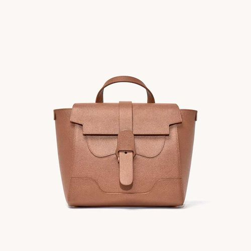 Senreve Midi Maestra Luxury Leather Handbag
