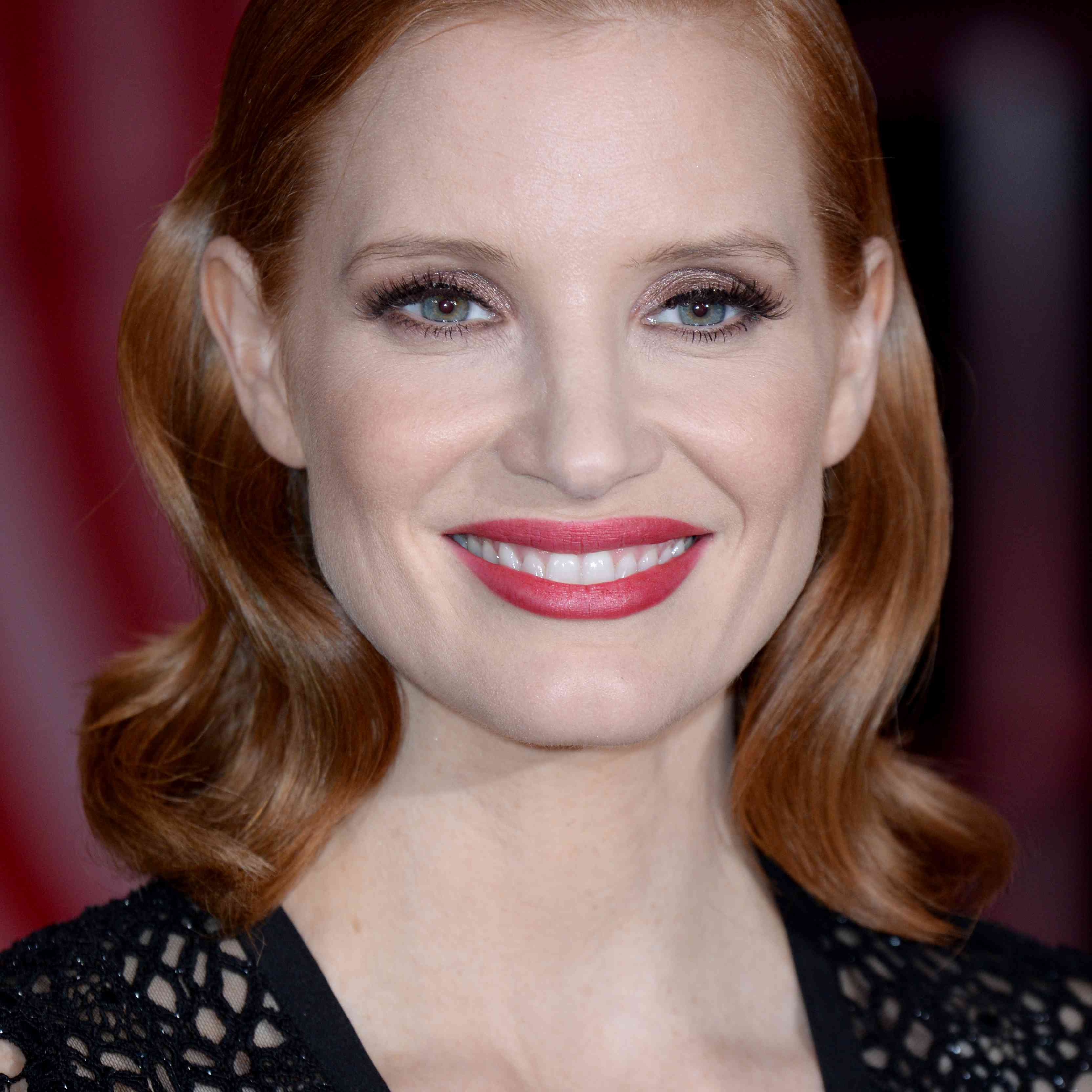 Red Hair- Jessica Chastain