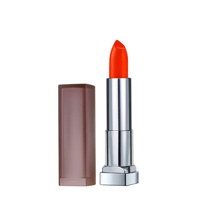 Maybelline Color Sensational Matte Lipstick in Craving Coral