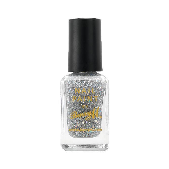 Barry M Nail Paint Diamond Glitter