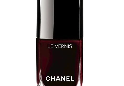 Chanel Le Vernis Longwear Nail Color in Rouge Noir
