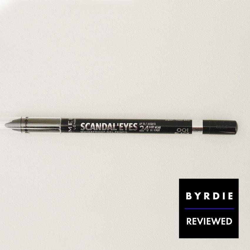 Rimmel Scandaleyes Waterproof Gel Eye Liner Pencil