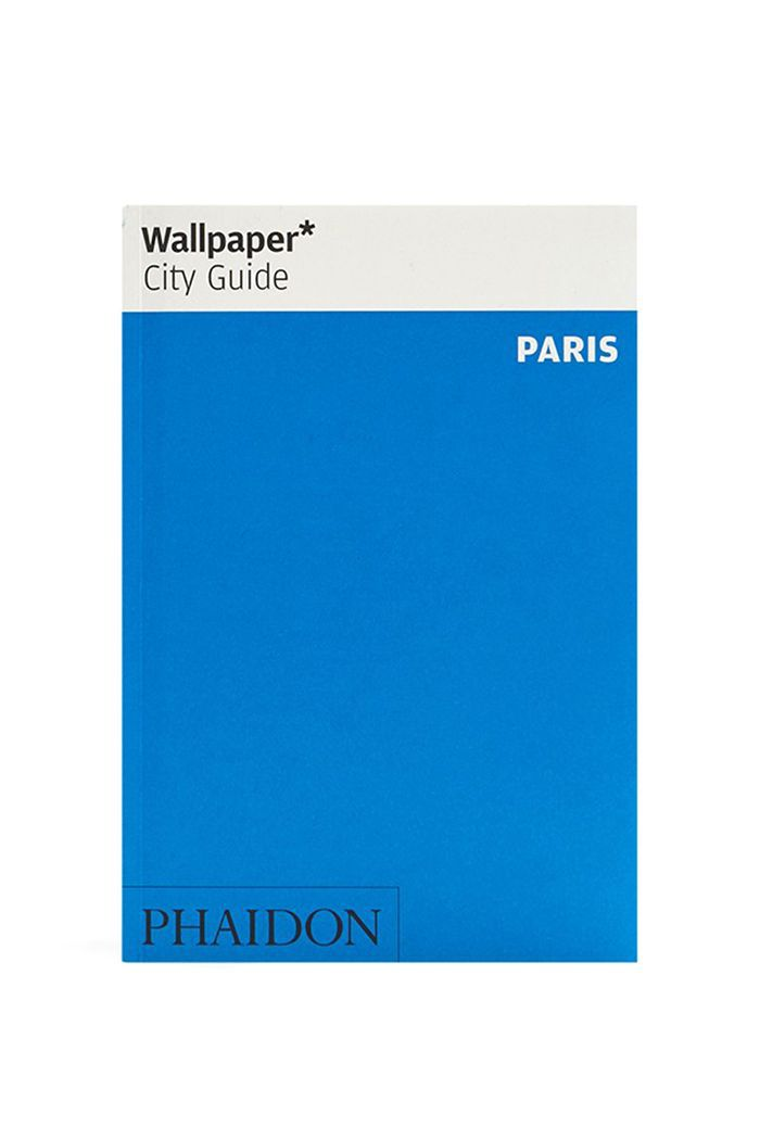 Phaidon Wallpaper City Guide Paris