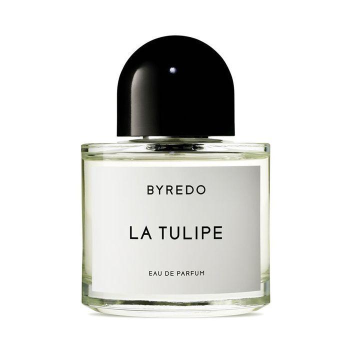 best floral perfumes: Byredo La Tulipe