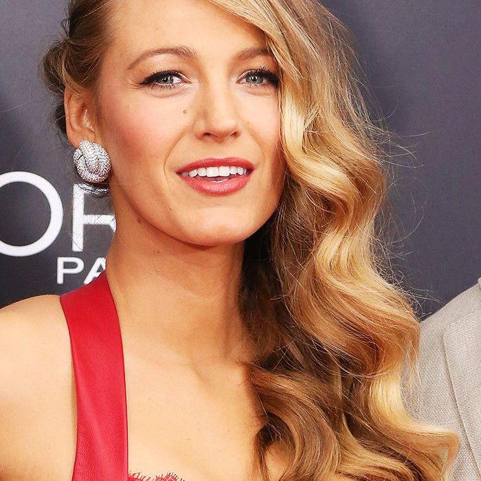 Blake Lively Hair: Hollywood glamour hair