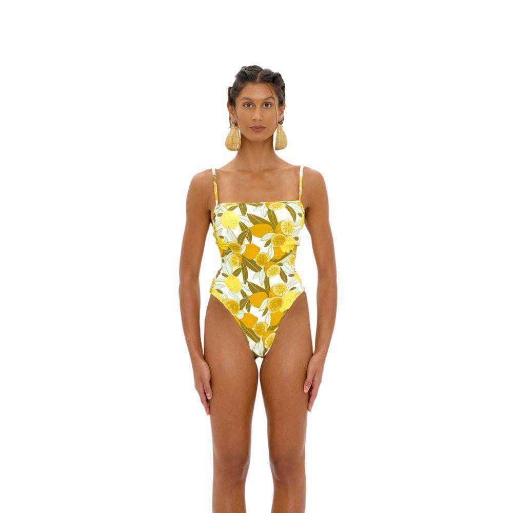 Andrea Iyamah Sari One Piece Swimsuit