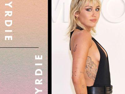 Miley Cyrus Tats