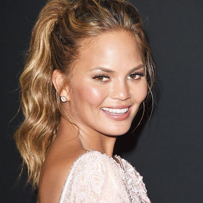 slimming ponytail hairstyle