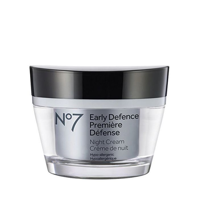 No.7 Early Defence Night Cream