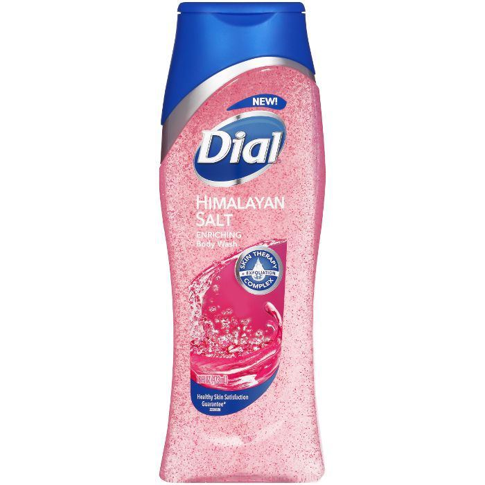 Dial Himalyan Salt Body Wash