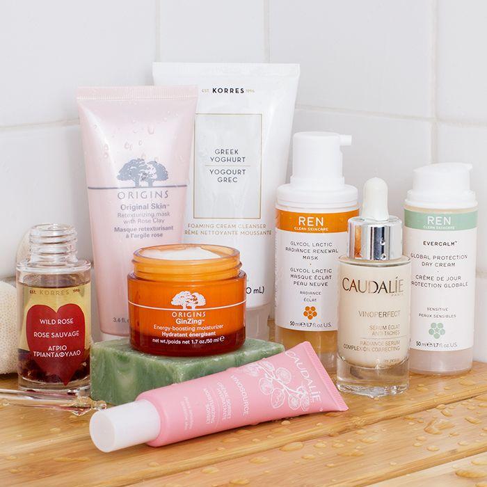 natural products at Sephora