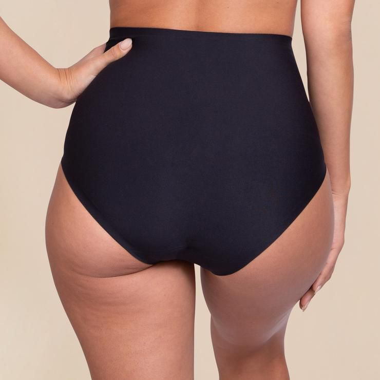 Proof Leak-Resistant High Waisted Smoothing Brief