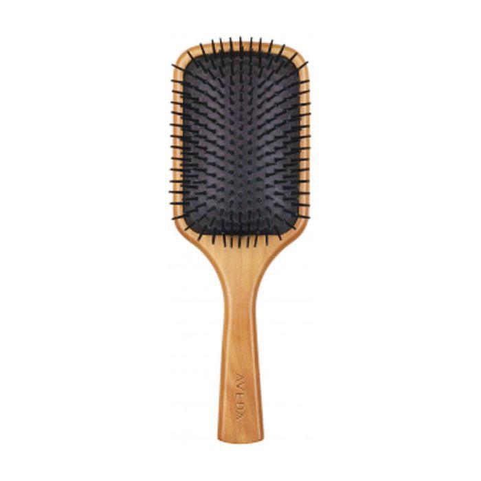 Best hairbrush: Aveda Large Wood Paddle Brush