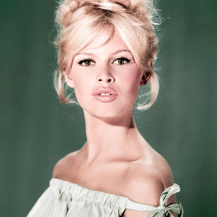Brigitte Bardot '60 make up