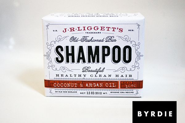 jr ligget's all-natural shampoo bar