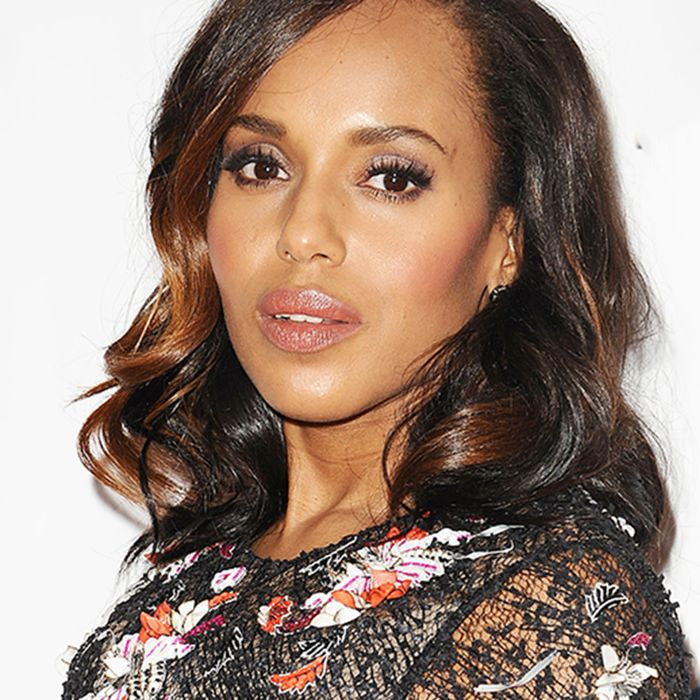 We Asked Kerry Washington to Define Beauty, and Her Answer Was Totally Inspiring