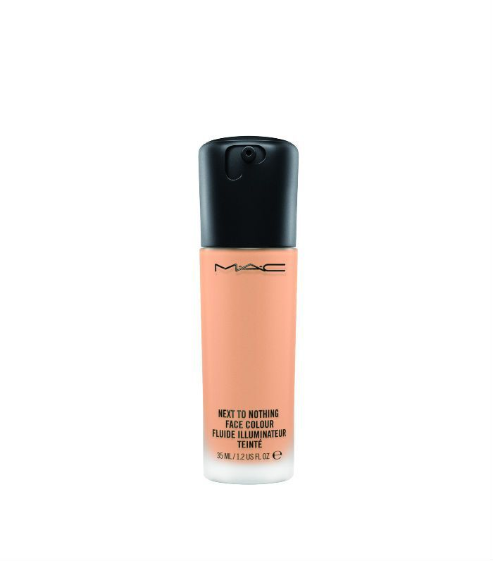 Best summer foundations: MAC Next to Nothing Face Colour