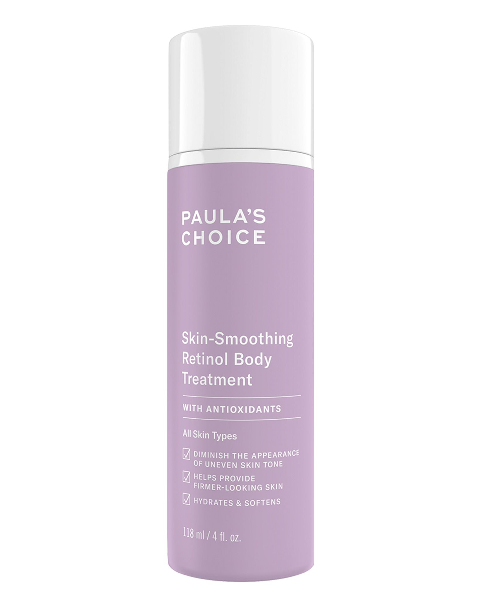 cellulite creams: paula's choice retinol body treatment