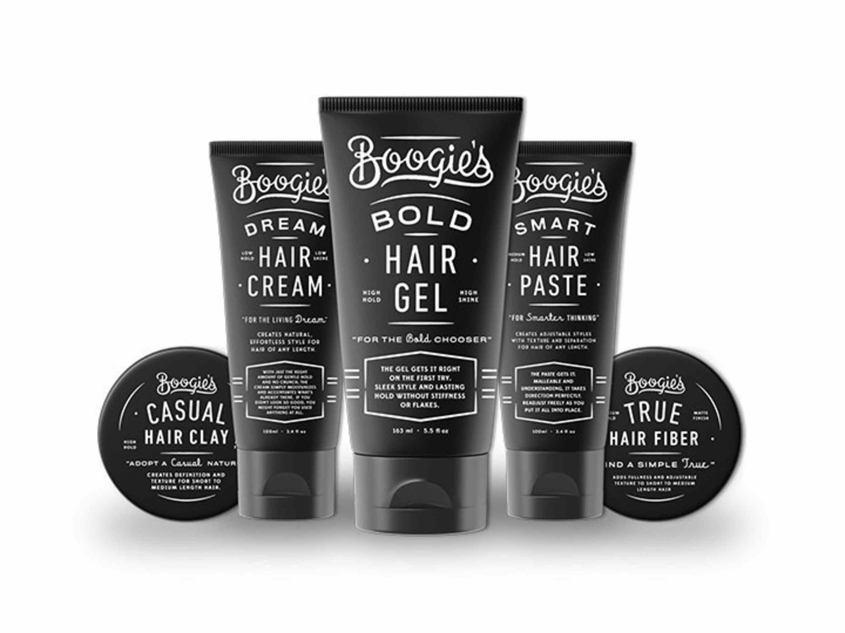 Boogie's Hair Collection by Dollar Shave Club