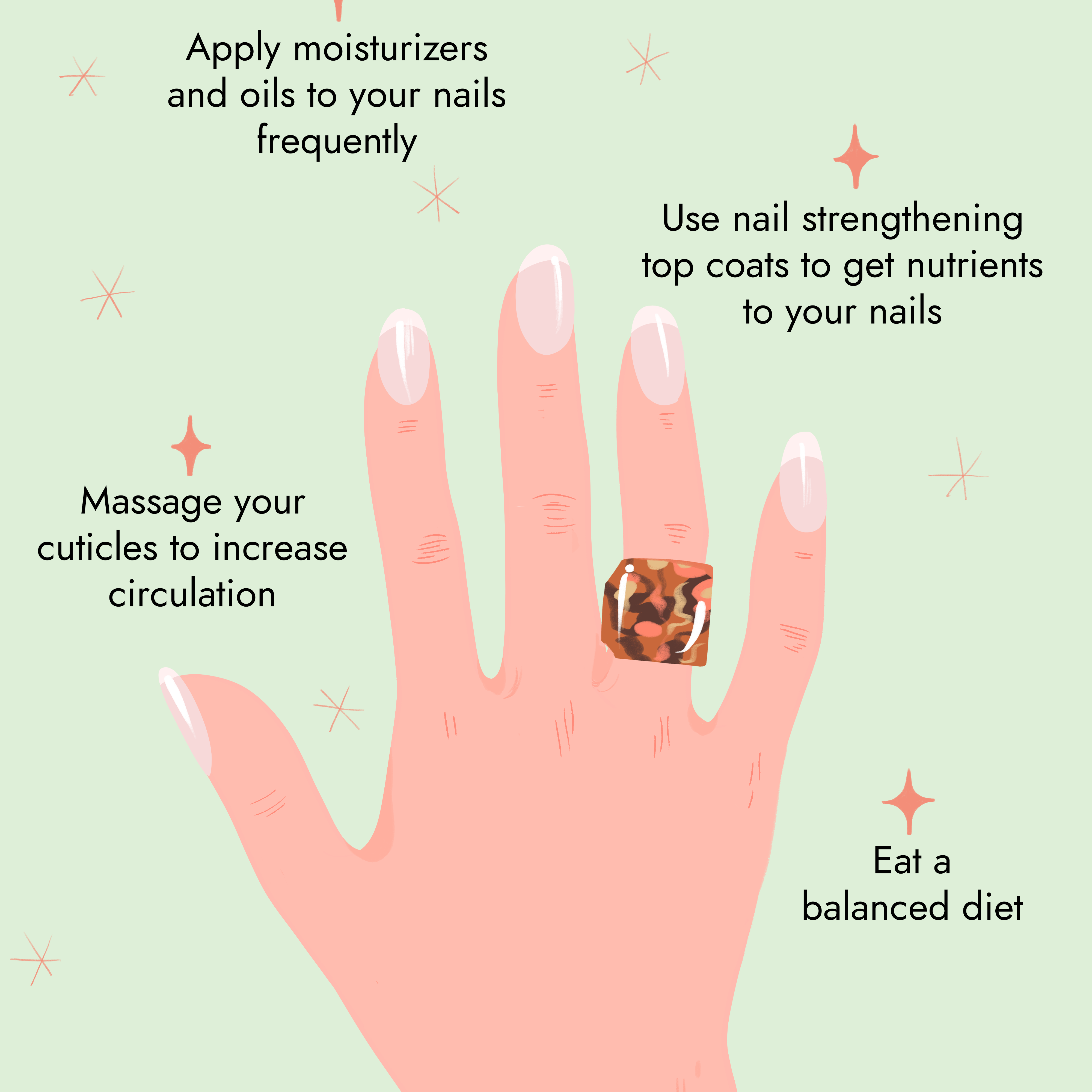 Fingernail Ridges: Why You Have Them and How to Get Rid of Them