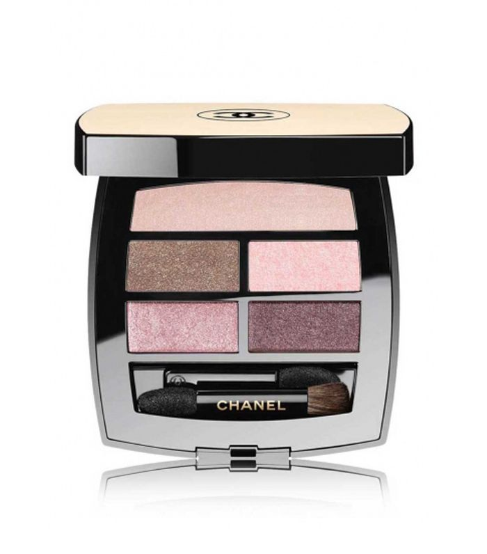 Chanel Les Beiges Healthy Glow Natural Eye Shadow Palette in Light