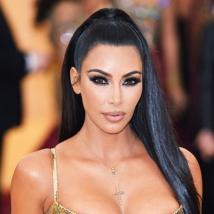 ca8df1028f2 This $24 Product Is the Secret to KKW's Glossy Hair