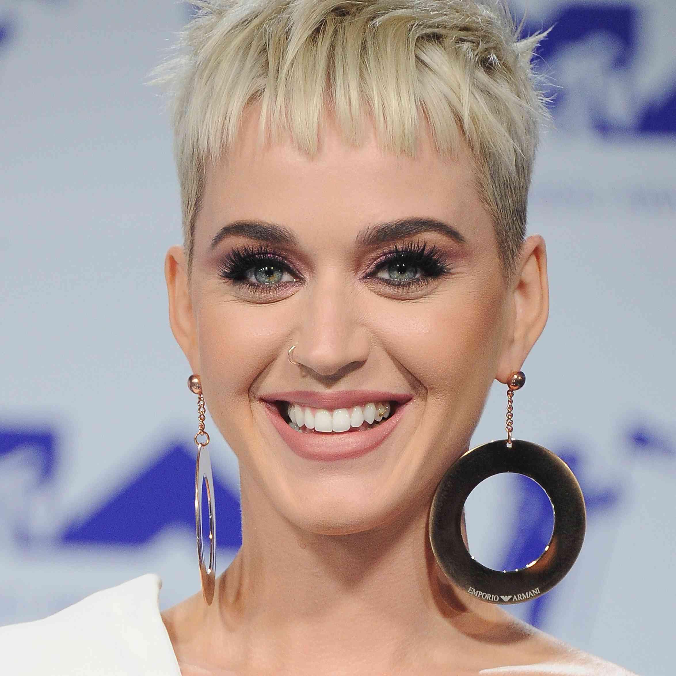Katy Perry Bangs