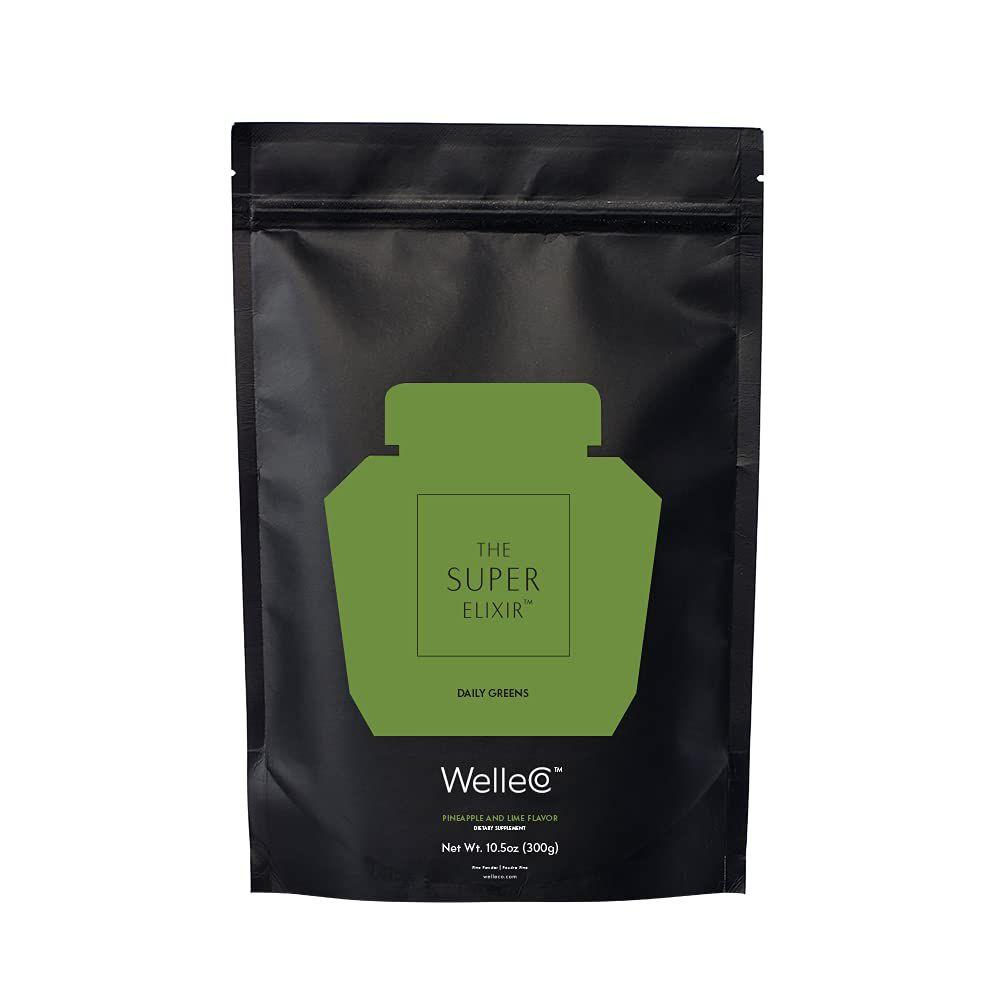 WelleCo The Super Elixir Daily Greens