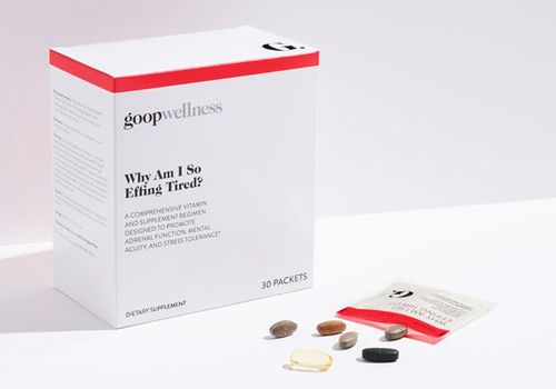 goop wellness supplements