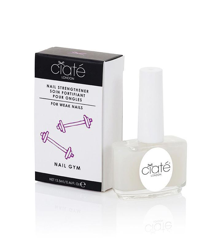 Best nail strengthener: Ciate Nail Gym Strengthening Treatment