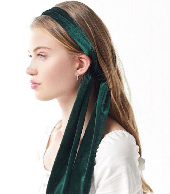 Urban Outfitters Vivienne Velvet Headband