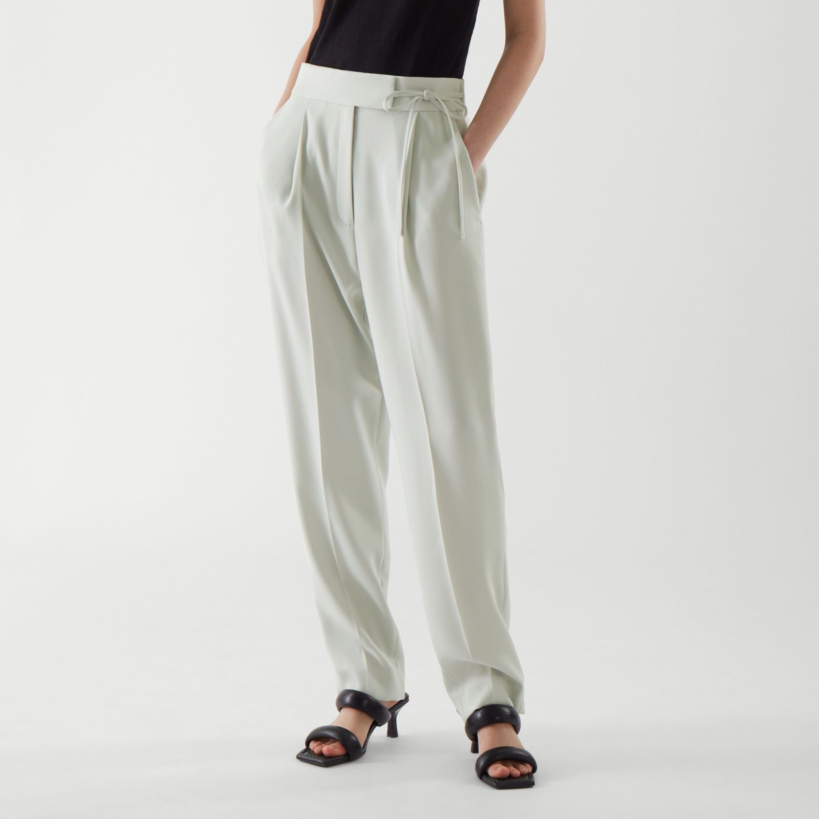 Cos Tapered Pants