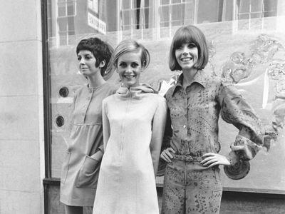 '60s Fashion Twiggy