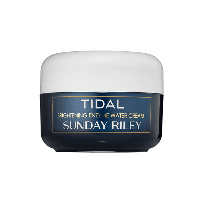 Sunday Riley Water Cream - how to get glowing skin