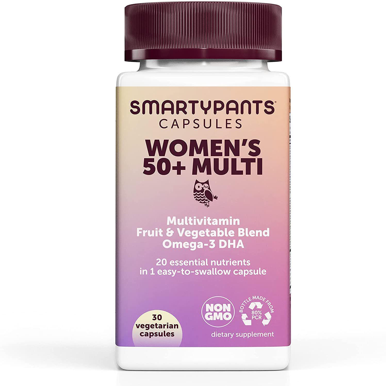SmartyPants Multivitamin for Women 50+