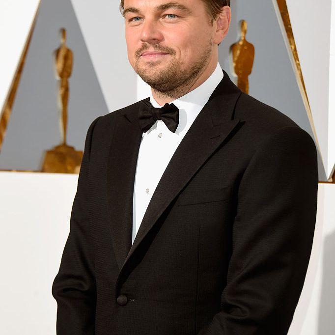 Leonardo DiCaprio Hair 2016
