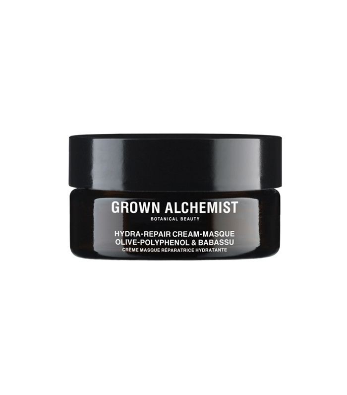 Hydra-repair Cream-masque: Olive-polyphenol & Babassu